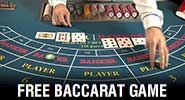 Learn, Practice, Play Baccarat