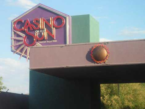 Casino of the Sun Tucson