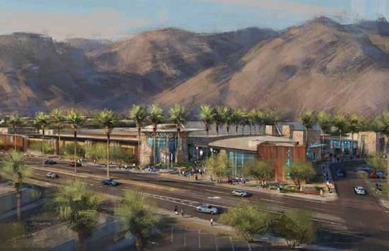 Cathedral City Casino Project
