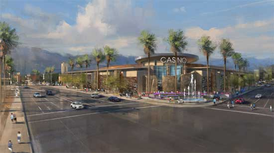 Agua Caliente Cathedral City Rendering
