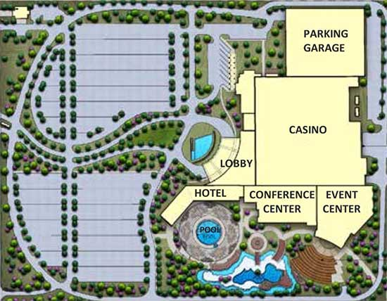 Eagle Mountain Casino Relocation Sitemap
