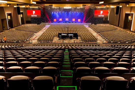 Pechanga Summit Events Center