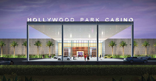 Hollywood Park Casino