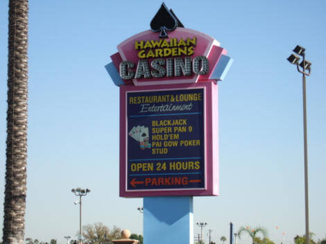 Hawaiian Gardens Casino