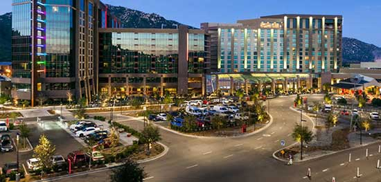 New Pechanga Resort and Casino