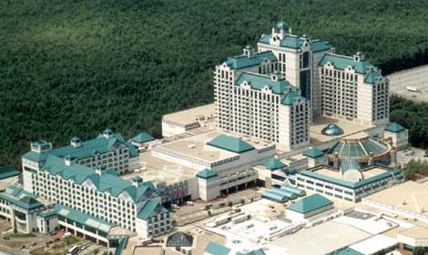Foxwoods Resort Casino Connecticut