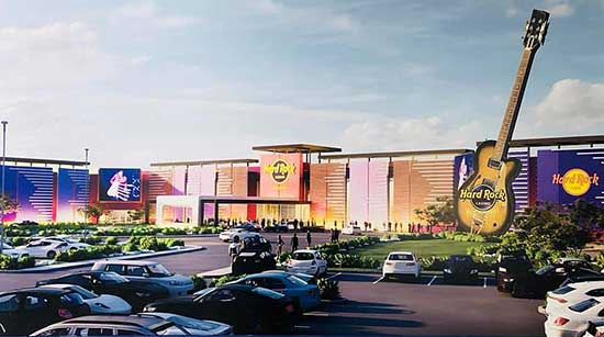 Proposed Hard Rock Casino Rockford