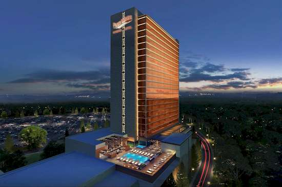 Four Winds South Bend Hotel Rendering