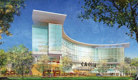 Suffolk Downs Casino Plan 1