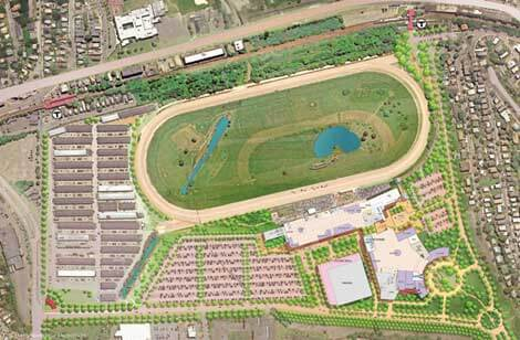 Suffolk Downs Casino Plan 2