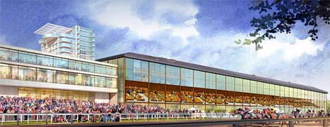 Suffolk Downs Casino Plan 3