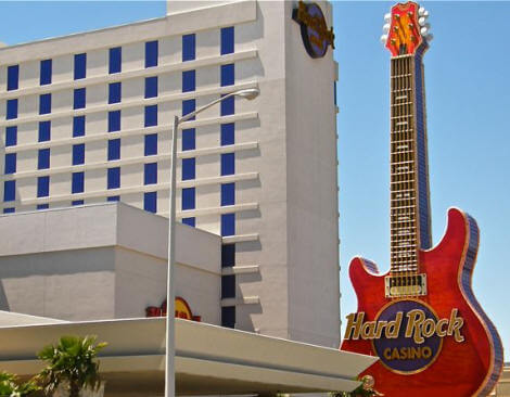 Hard Rock Hotel and Casino - Biloxi