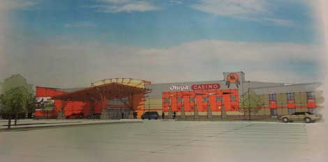 New Ohiya Casino and Resort