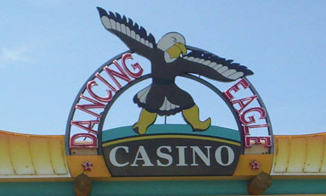 dancing eagle casino free play
