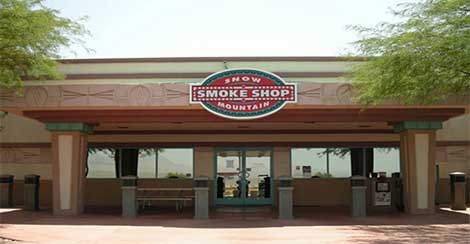 Snow Mountain Tribal Smoke Shop