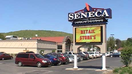 Seneca Gaming and Entertainment Salamanca