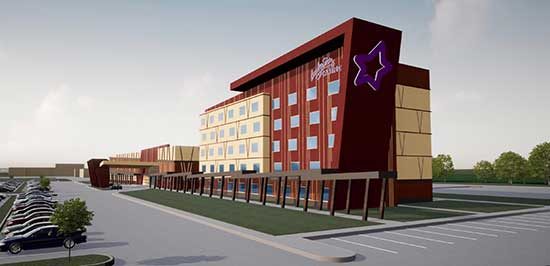 Lucky Star Hotel and Conference Center in Watonga
