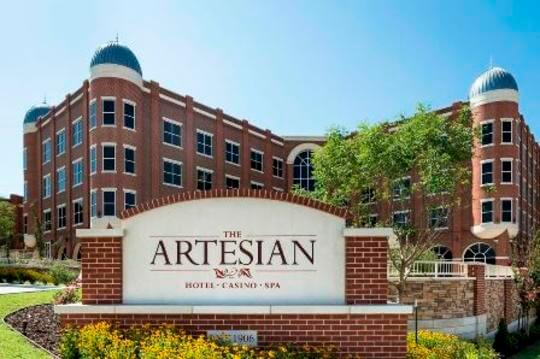 The Artesian Hotel, Casino, Spa