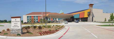 Choctaw Casino Resort Grant