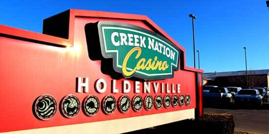 Creek Nation Casino Holdenville