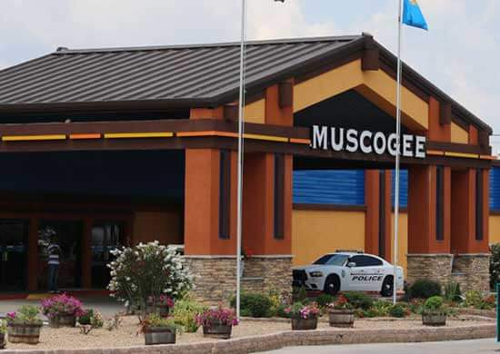 Creek Nation Casino Muscogee