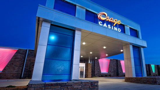 Osage Casino Sand Springs