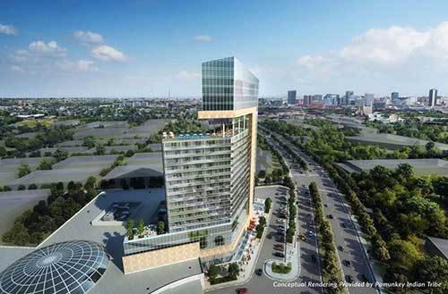 Proposed Richmond Casino