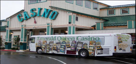 Emerald Queen Hotel and Casino in Fife