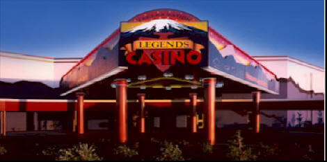 Yakama Legends Casino