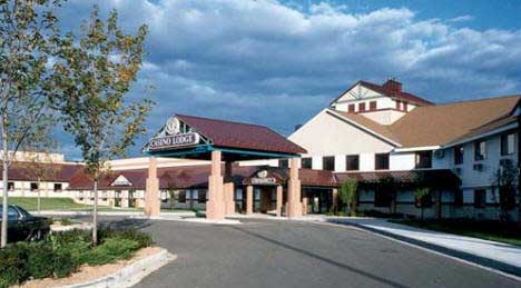LCO Casino Lodge