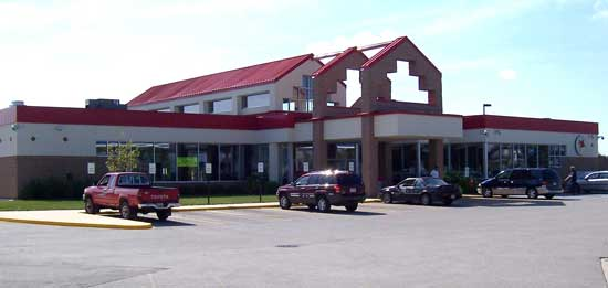 Oneida Casino Travel Center