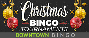 Christmas Bingo at Downtown Bingo