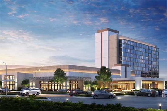 Choctaw Nation casino plan for suburban Chicago