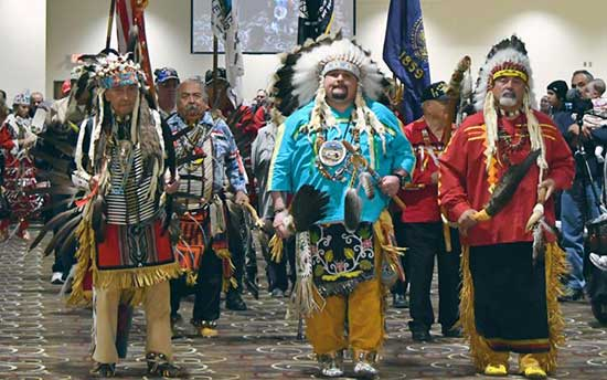 Chinook Winds Casino Powwow