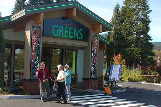 Cedar Greens Cannabis Shop
